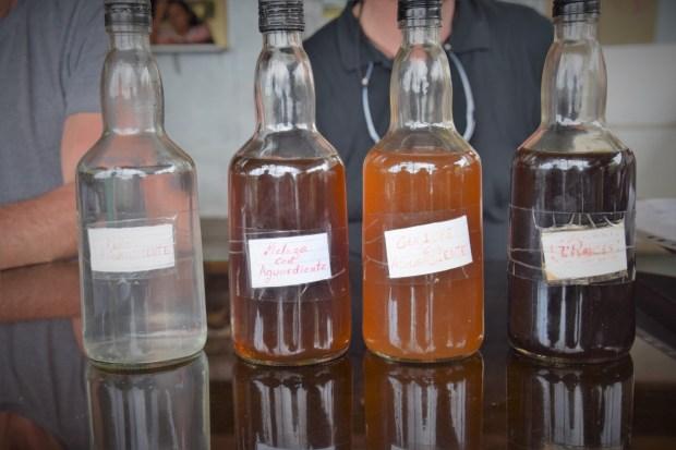 rum distillery in the amazon rrainforest