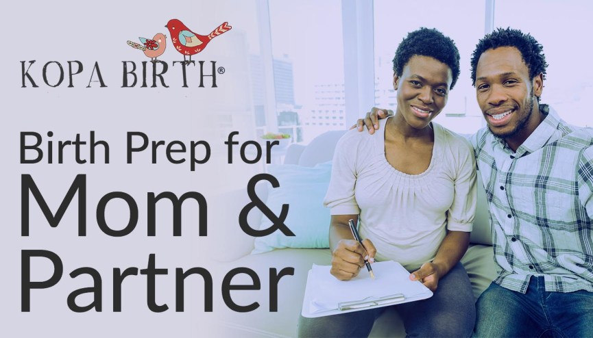 Birth Prep for Partners