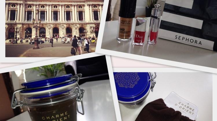 Summer buys in Paris