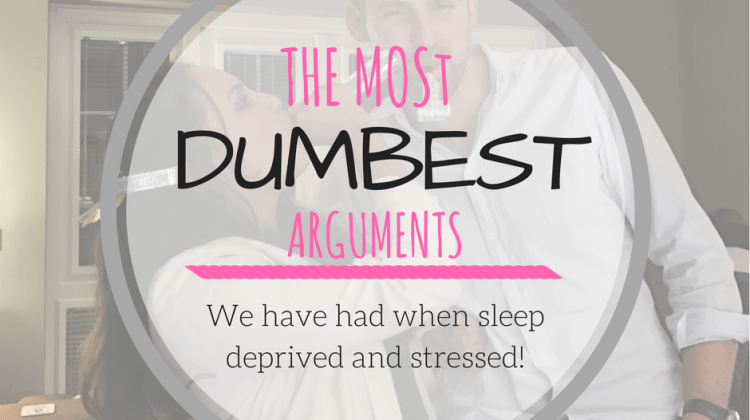The Most dumbest arguments in the name of sleep deprivation