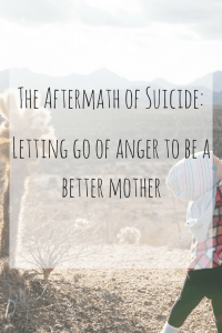 dealing with grief as a parent