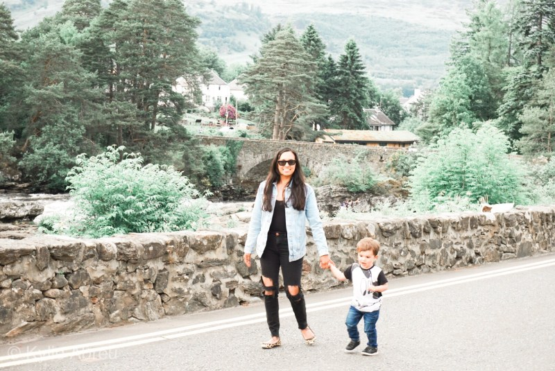 West Scotland Family Staycation