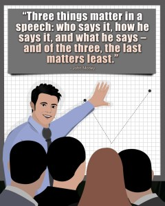 How non native speakers can master public speaking