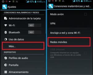 configurar apn claro colombia gratis android