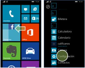 reparar internet movistar configurar apn movistar peru windows phone