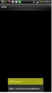 tutorial configurar apn claro colombia en android