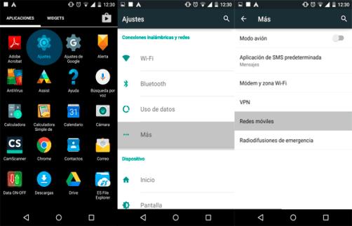 como configurar apn movilnet en venezuela android 2017