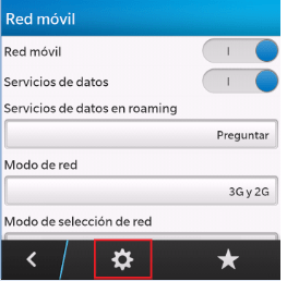 como configurar apn movistar blackberry