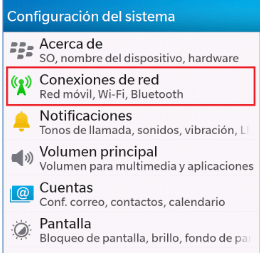 configurar apn movistar en blackberry 2017
