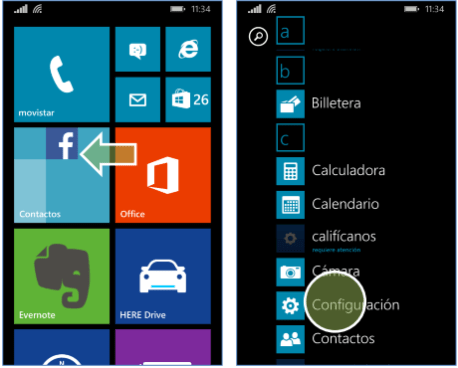 como configurar apn movistar claro nicaragua windows phone nokia 520