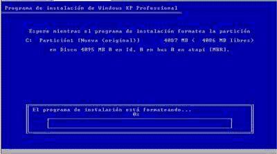 Tutorial: Aprende a Formatear la PC e instalar Windows XP