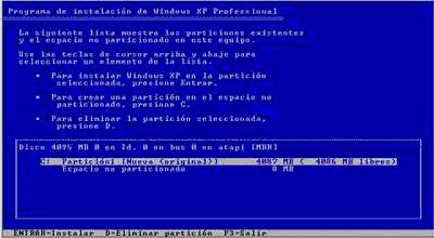 Tutorial: Aprende a Formatear la PC e instalar Windows XP