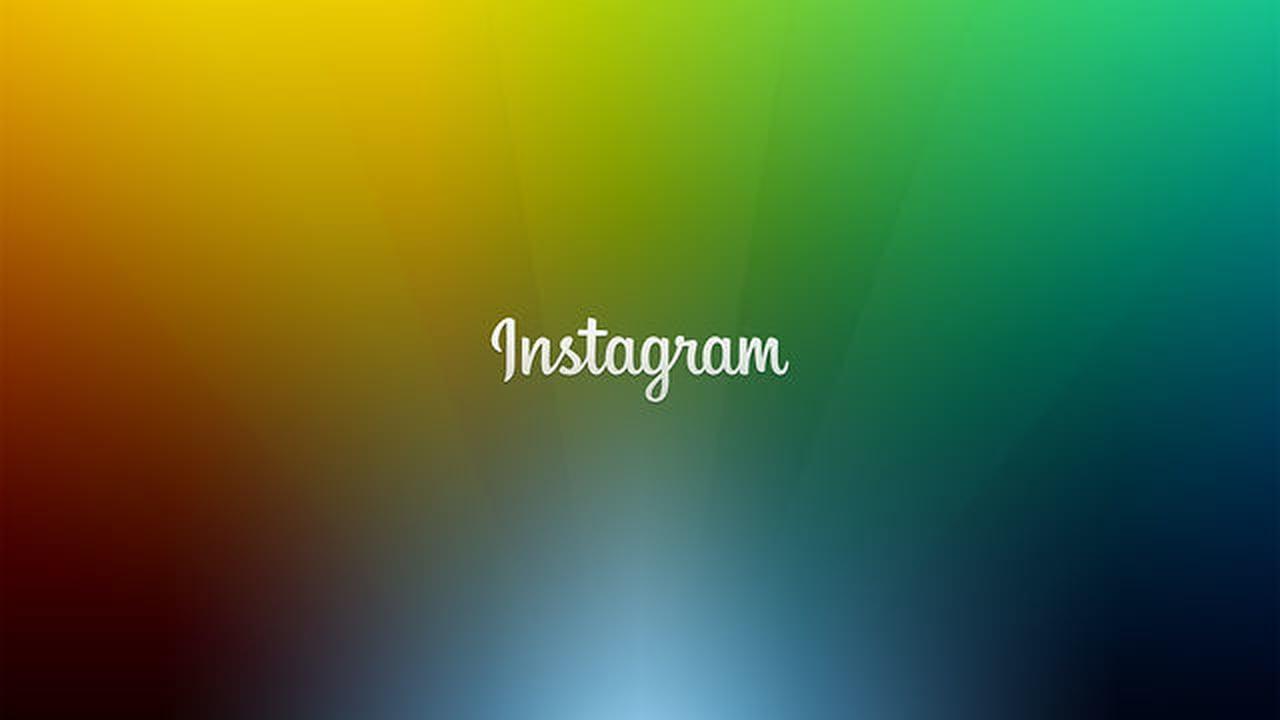 logo banner instagram
