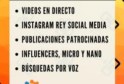 Tendencias Social Media 2018