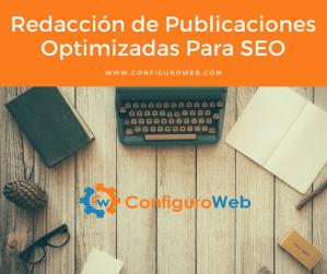 Redacción de Publicaciones Optimizadas Para SEO