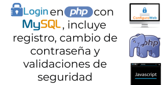 login php mysql