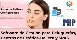 software de gestion para peluquerias centros de estetica belleza y spas