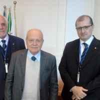Il Segretario Generale di Confintesa incontra il Presidente del CNEL Tiziano Treu