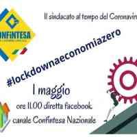 1 Maggio Confintesa - diretta streaming