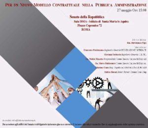 INVITO_Per un nuovo modello contrattuale nella PA_DEF