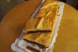 empanada morcilla