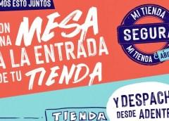 #MiTiendaSegura, iniciativa para proteger y promover a los pequeños comercios