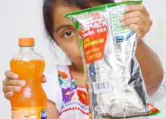 Senado prohíbe la venta de comida chatarra en las escuelas y afuera de ellas