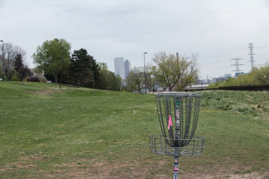 Can disc golf survive Denver s boom  The Lakewood Dry Gulch course is the premier disc golf destination in  Denver
