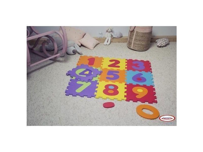enfant chiffres tapis puzzle mousse