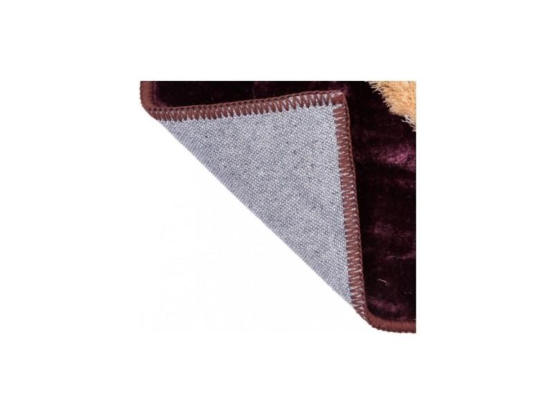 tapis shaggy 80 x 150 violet 1228