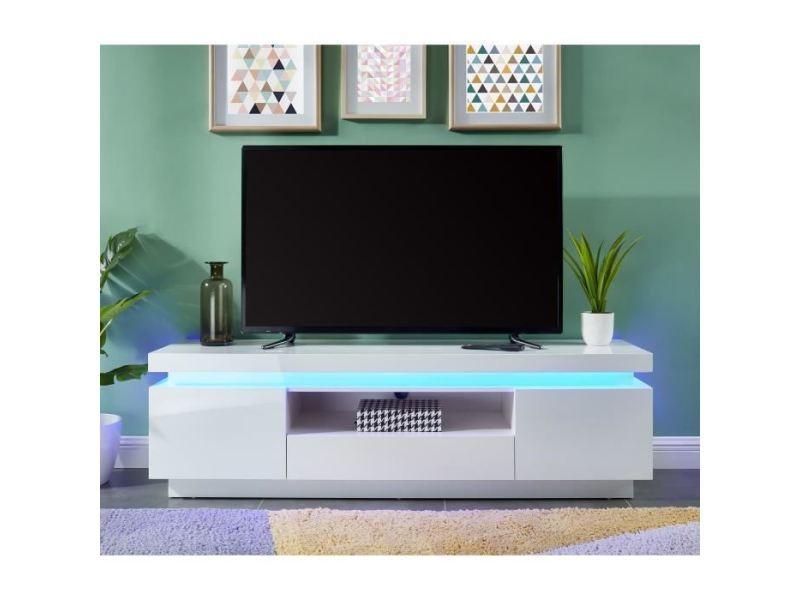 meuble hi fi flash meuble tv avec led