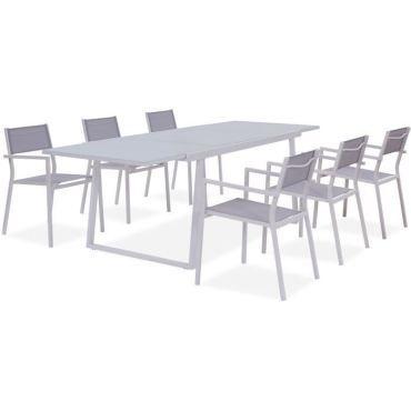 ensemble table et chaise de jardin pas