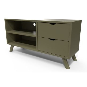 meuble tv taupe conforama