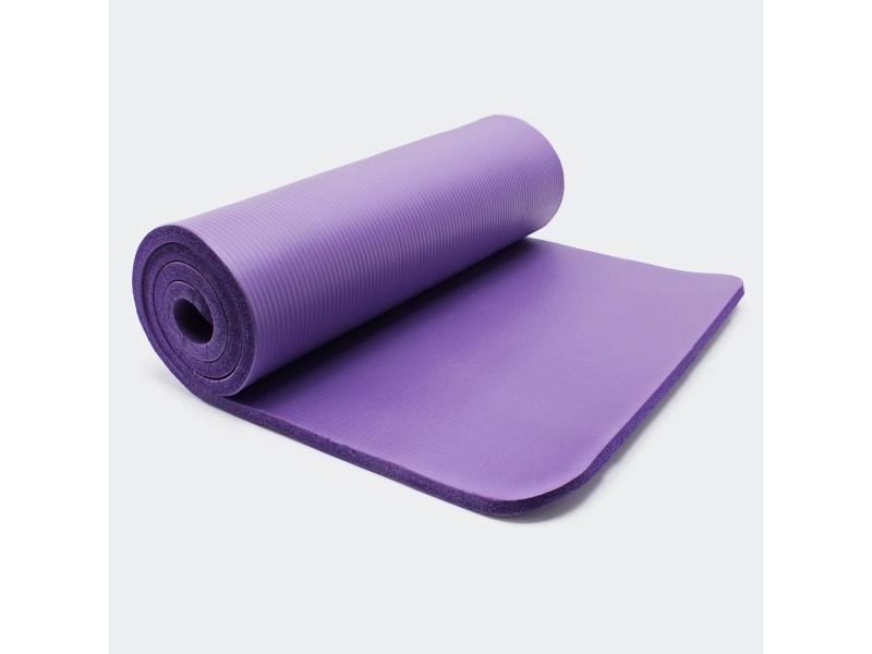 tapis de yoga sol fitness aerobic