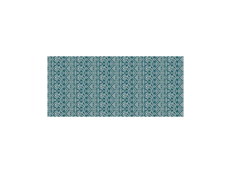 tapis decoratif en vinyle 50 x 112 cm