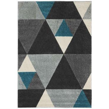 tapis 200x290 cm best coloris gris