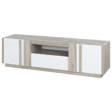 meuble tv aston coloris chene kronberg