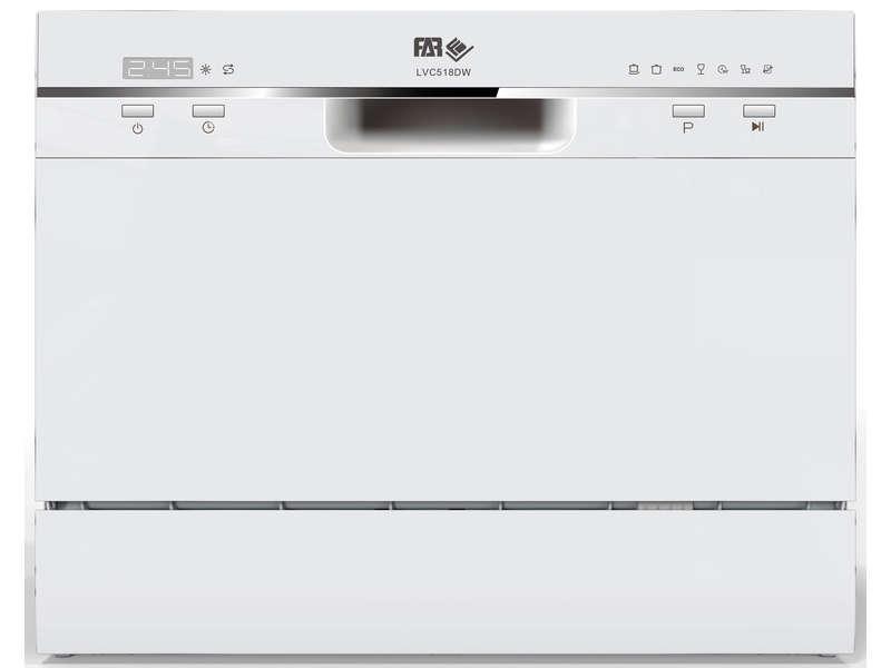 lave vaisselle compact far lvc518dw