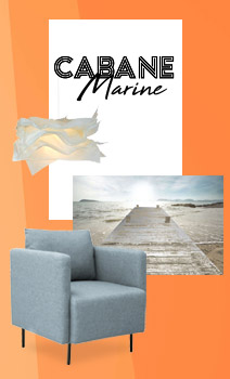 tapis rond en jonc de mer naturel
