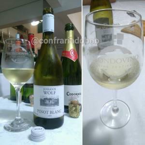 Johann Wolf Pinot Blanc 2015 – Avaliação de vinho
