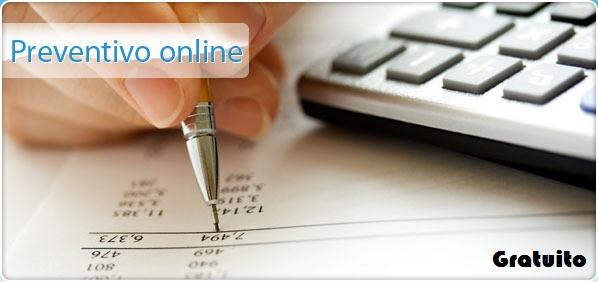 preventivi on line gratuiti