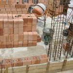 Costruire un muro esterno