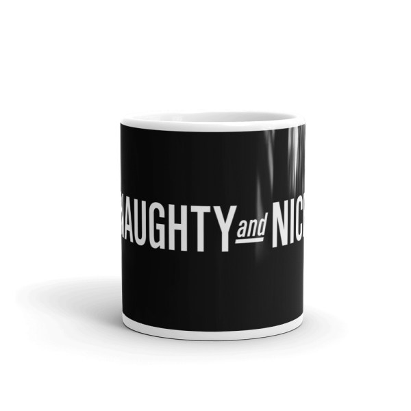 Confusianity •  Naughty AND Nice (Mug)
