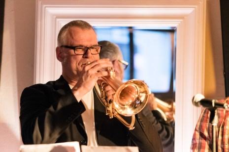 Die conFUSION Big Band live im Zwick Altona.