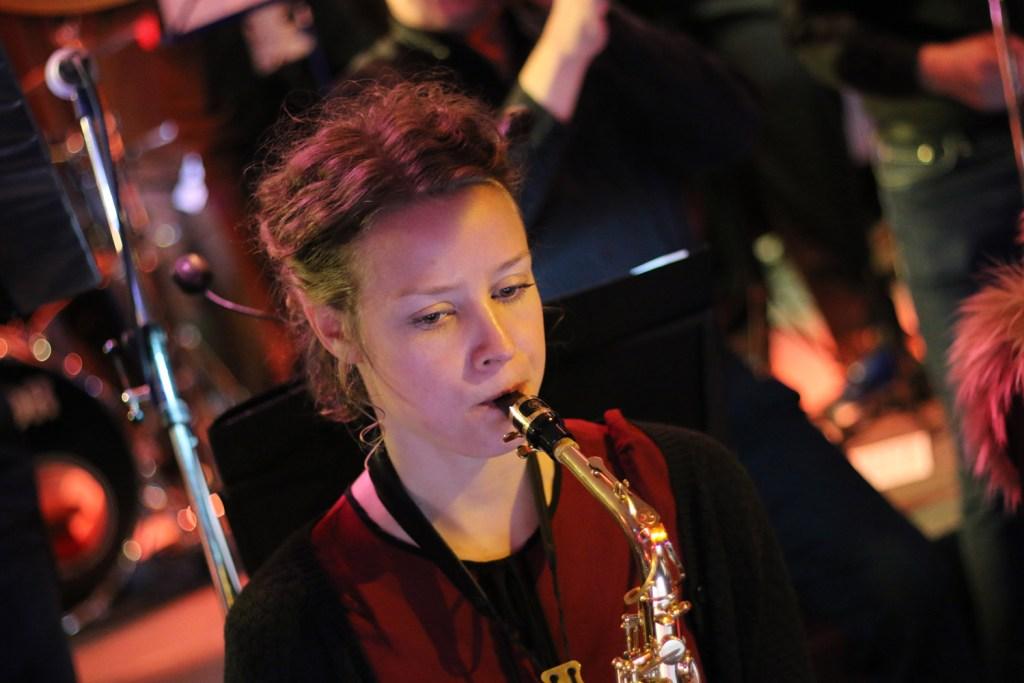 Liv-Malin Hentschel, Altosax