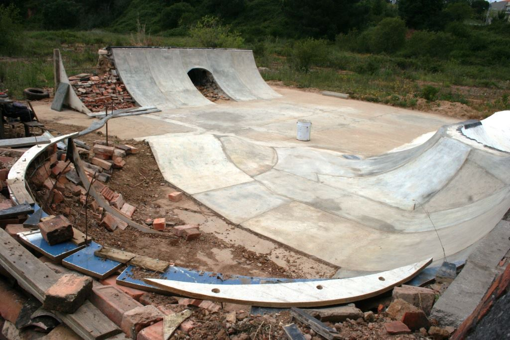 How Build Skatepark Your Backyard