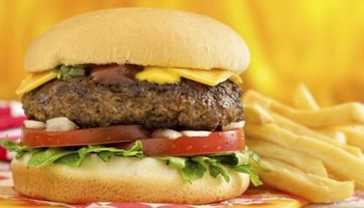 Una despedida de hamburguesas