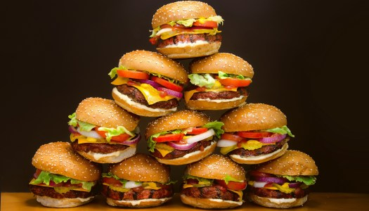 Dona tu hamburguesa