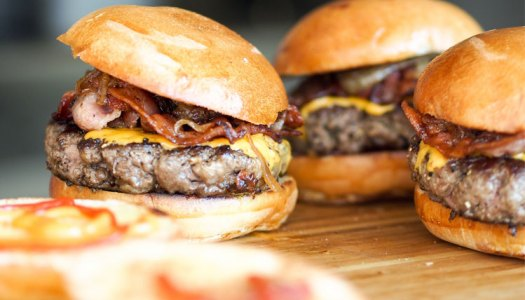Las mejores hamburguesas de EEUU