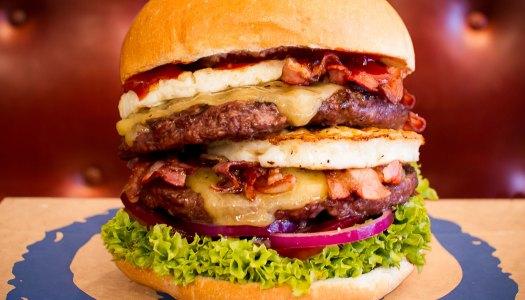 Las 5 hamburguesas más deliciosas del mundo